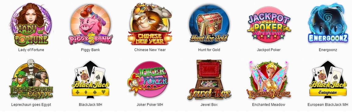 Casinopelien aatelia PlaynGo